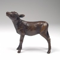 Miniature bronze calf (Limited Edition)